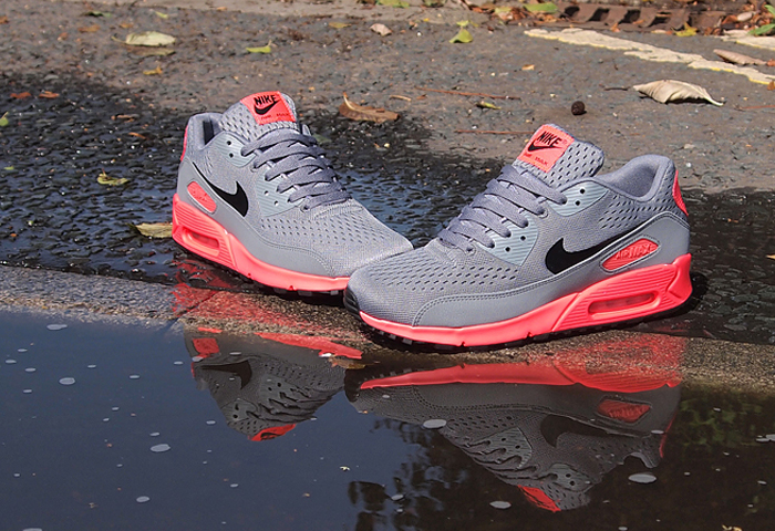 bonne vente pas cher à vendre une performance supérieure Nike Air Max 90 EM Premium Comfort (Atomic Red & Blue)