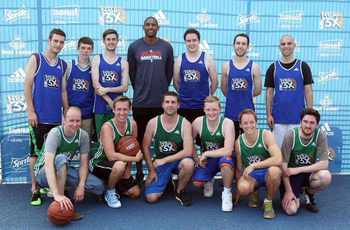 Recap NBA 3X Media Basketball Game London The Daily Street 15