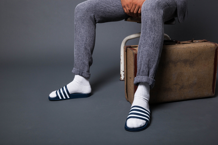 adidas Originals present SOCKSNSLIDES Lookbook 08