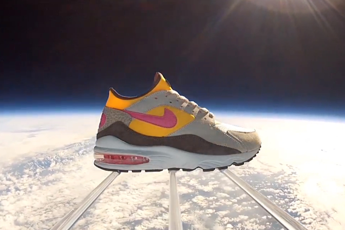 wholesale dealer f83c3 b64e4 Video: Nike Air Max 93 (size? Exclusive) Preview