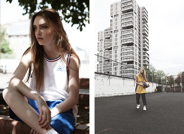 Girls in Play Prologue Rebecca Naen Hayley McCarthy COLOUR The Daily Street