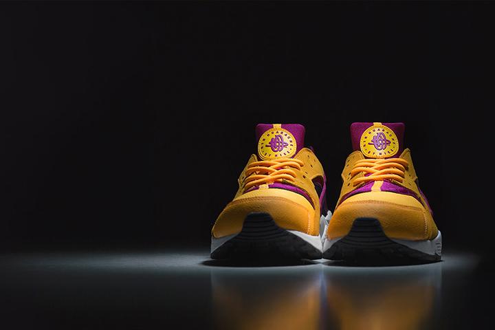 e5ddf3c095 Nike Air Huarache LE 'Laser Orange/Hyper Fuchsia' (size? Exclusive)