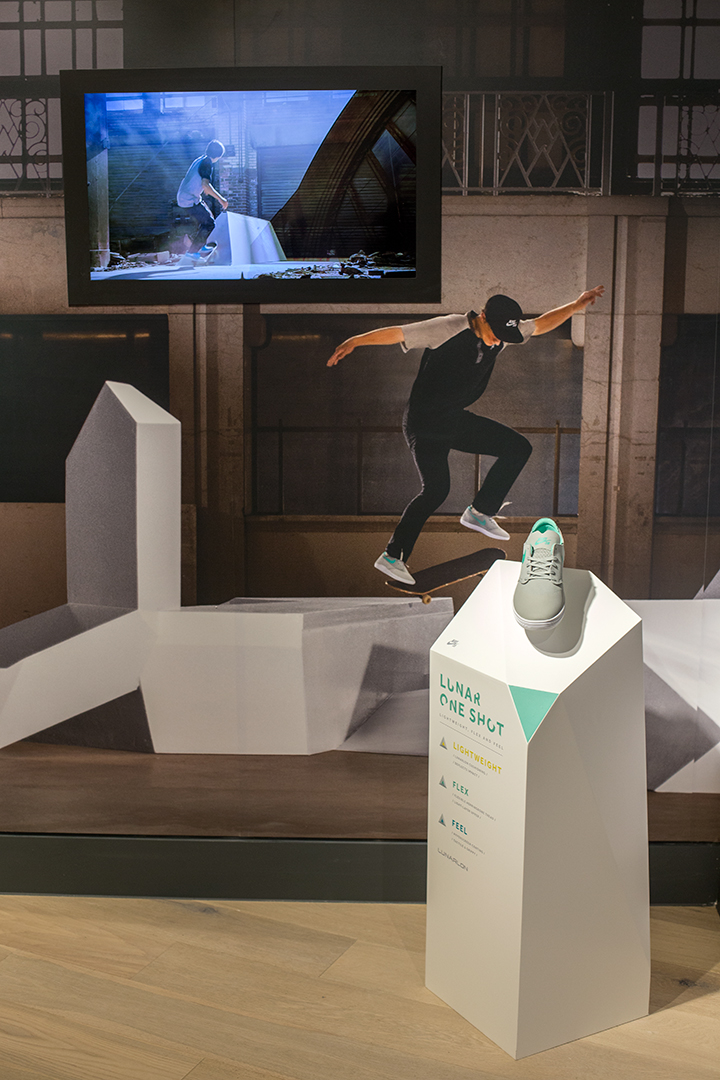 Nike SB London Store size Carnaby Street The Daily Street 004