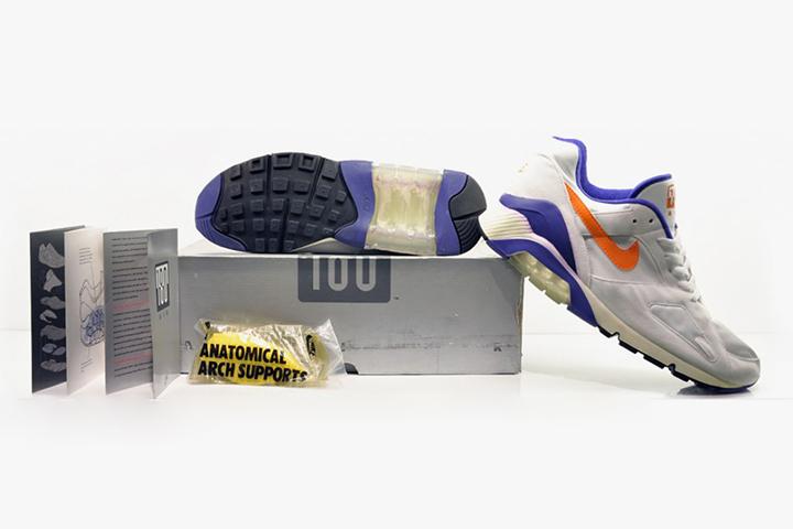1991 Nike Air Max 180 box