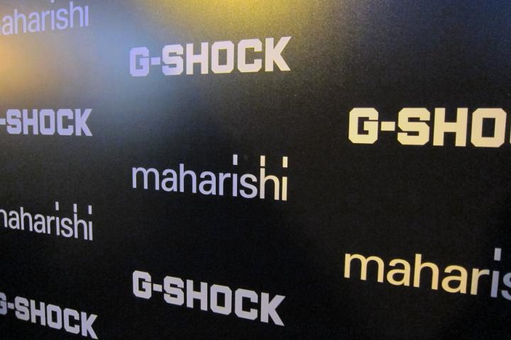 G-shock-Maharishi-Lunar-Bonsai-London-Launch-6