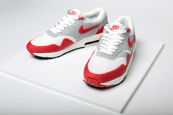 Nike Air Max 1 OG Red cake Michelle Wibowo The Daily Street 002
