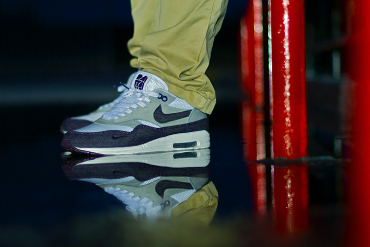Patta Nike Air Max 1 purple 2009