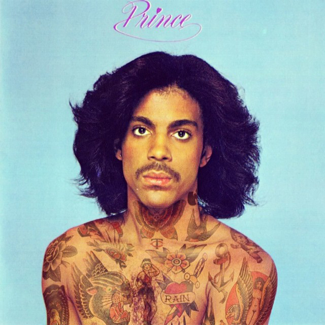 Prince With Tattoos By Artist Cheyenne Randall