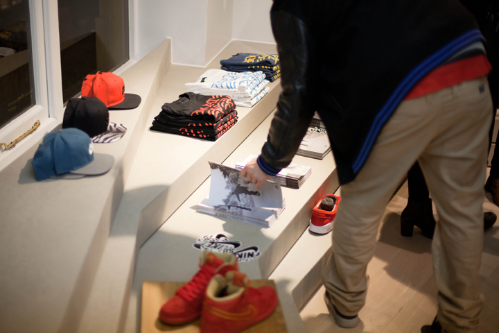 Recap Nike SB officially launch space size 018