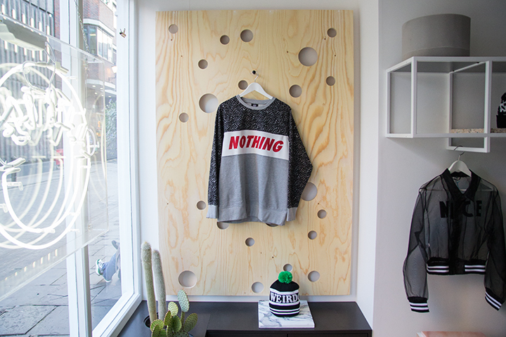 inside newly refurbished Lazy Oaf London store The Daily Street 001