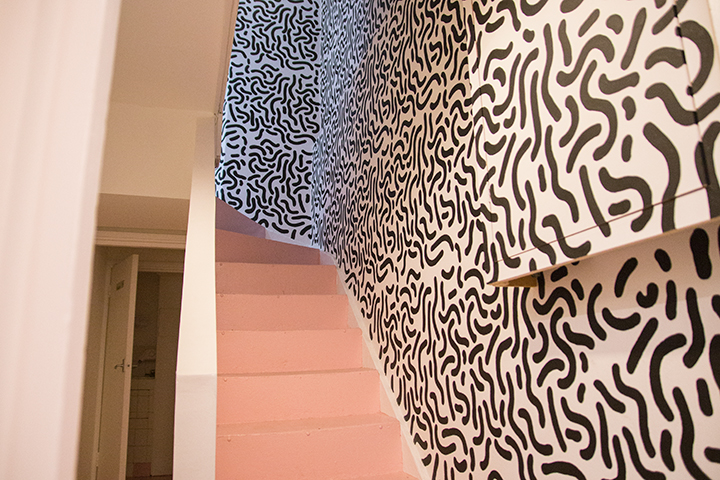 inside newly refurbished Lazy Oaf London store The Daily Street 014