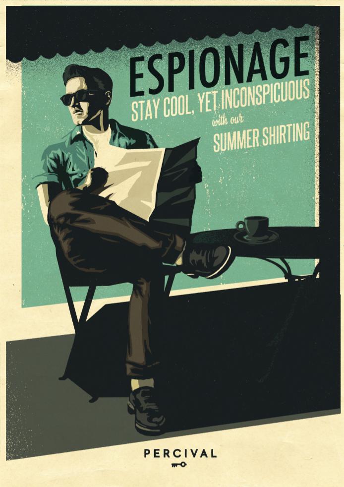 Percival-SS14-Poster-Hunt-Spy