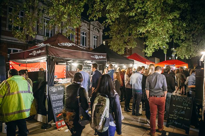 Brixton Night Market Summer 2014 001