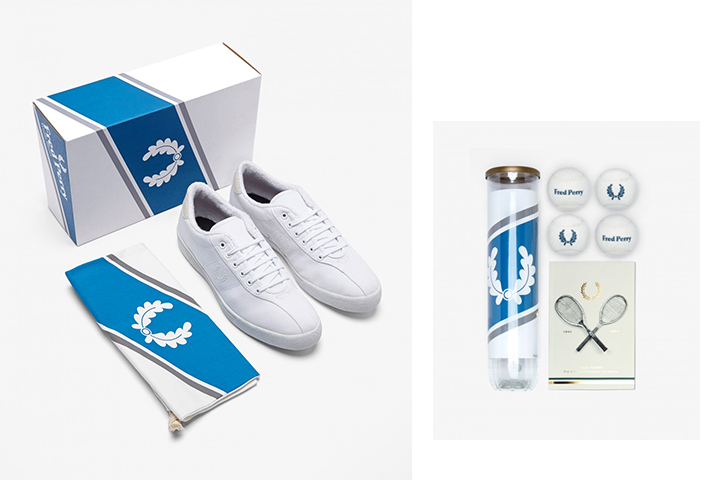 Fred Perry 1934 re-issue footwear collection 00