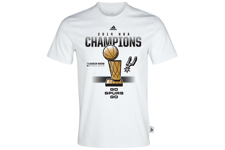 NBA Champions 2014 merchandise 002