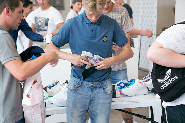 Crepe City 11 Sneaker Festival the-event The Daily Street 005