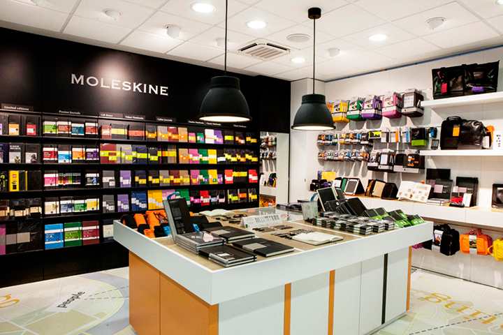 Moleskine to open popup store in Old Street Station