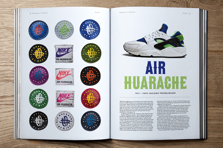 6ad400dfc0e52 Inside the Sneaker Freaker x Nike  Genealogy of Innovation  Book