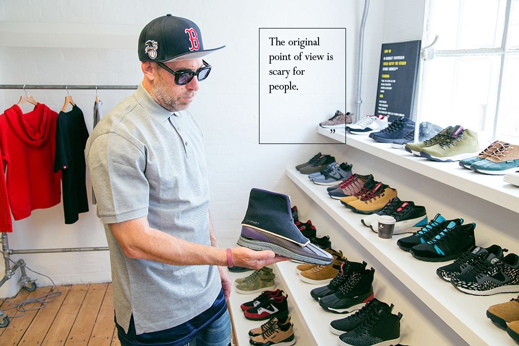 Interview Greg Lucci talks about foundations future Gourmet Footwear The Daily Street 004