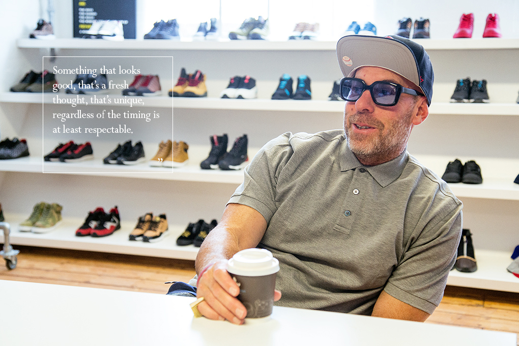 Interview Greg Lucci talks about foundations future Gourmet Footwear The Daily Street 006