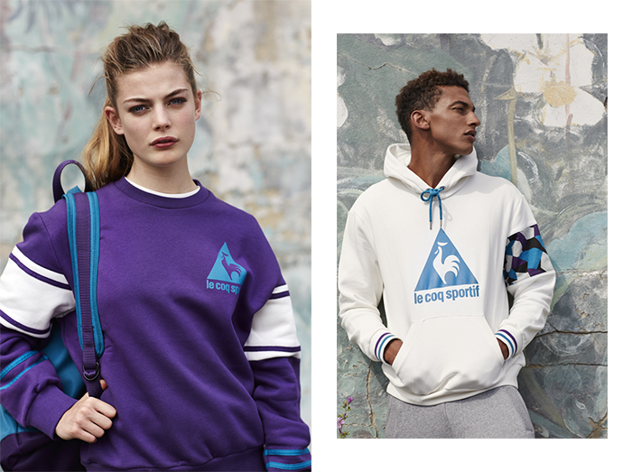Le Coq Sportif Fall:Winter 2014 Legacy Collection lookbook 004