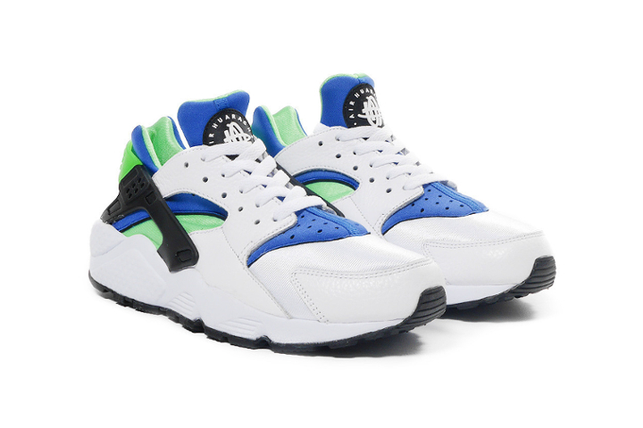 newest collection ca7bc 8f195 Nike Air Huarache 'Scream Green' 2014 (UK Release)