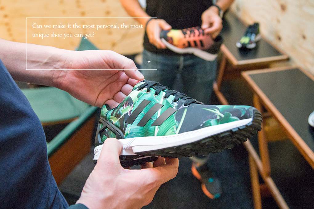 adidas Originals ZX Flux designer interview Sam Handy Torben Schumacher The Daily Street 004