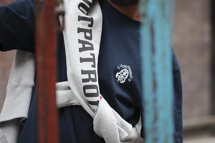 Champion Reverse Weave Footpatrol 012