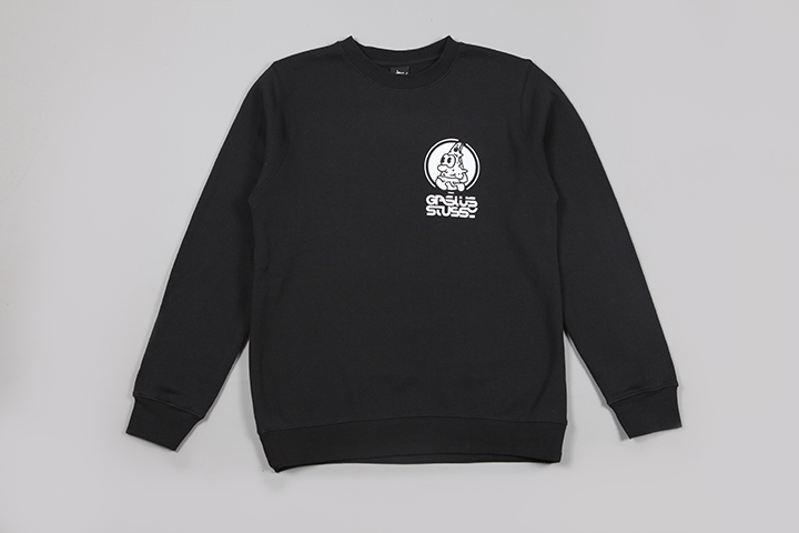 Gasius Stüssy pizza capsule collection 026