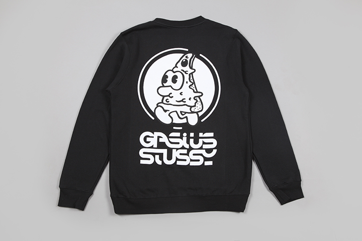 Gasius Stüssy pizza capsule collection 028