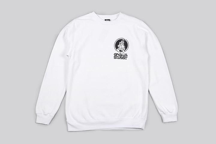 Gasius Stüssy pizza capsule collection 029