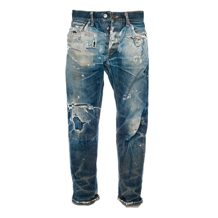 Nudie Jeans Grim Tim Stone Mason Replica 002