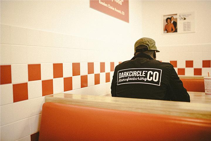Dark Circle Clothing Dark MFG Co jacket 001