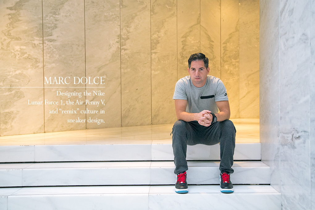 Marc Dolce Nike Sportswear interview The Daily Street 2014 001