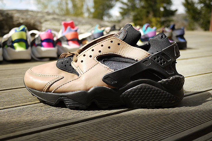 10 best Nike Air Huarache colourways of all time by Crepe City for The Daily Street Toadstool Chestnut