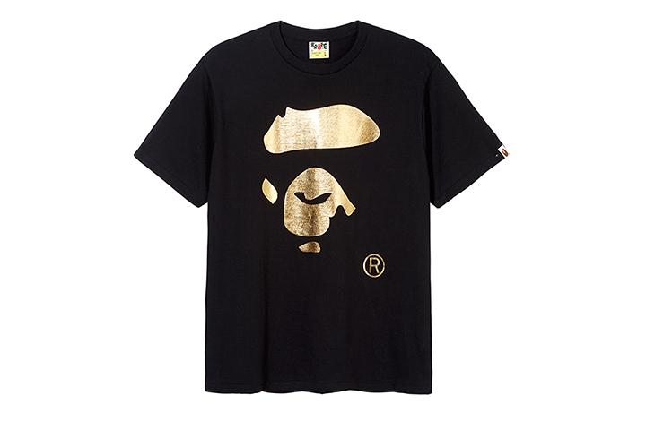 BAPE exclusive t-shirt for Selfridges 1 56be57c18db8