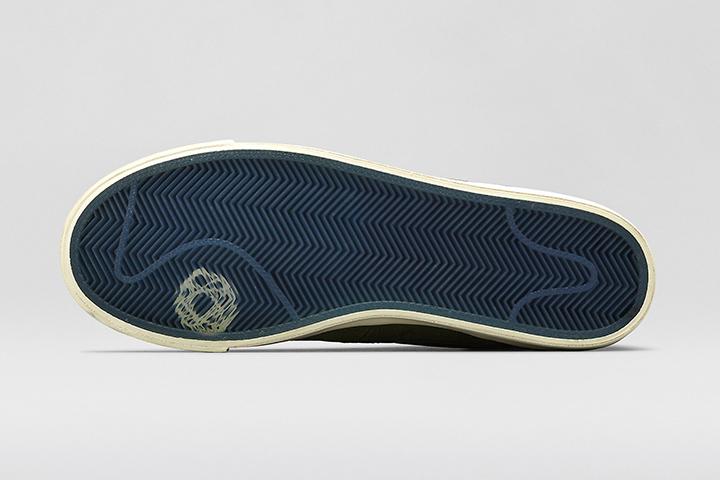 Nike Mo'Wax James Lavelle Blazer High Olive 02
