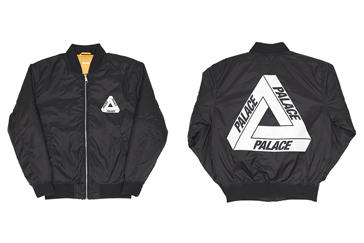 636d51e92 Palace Skateboards Thinsulate Bomber Jackets