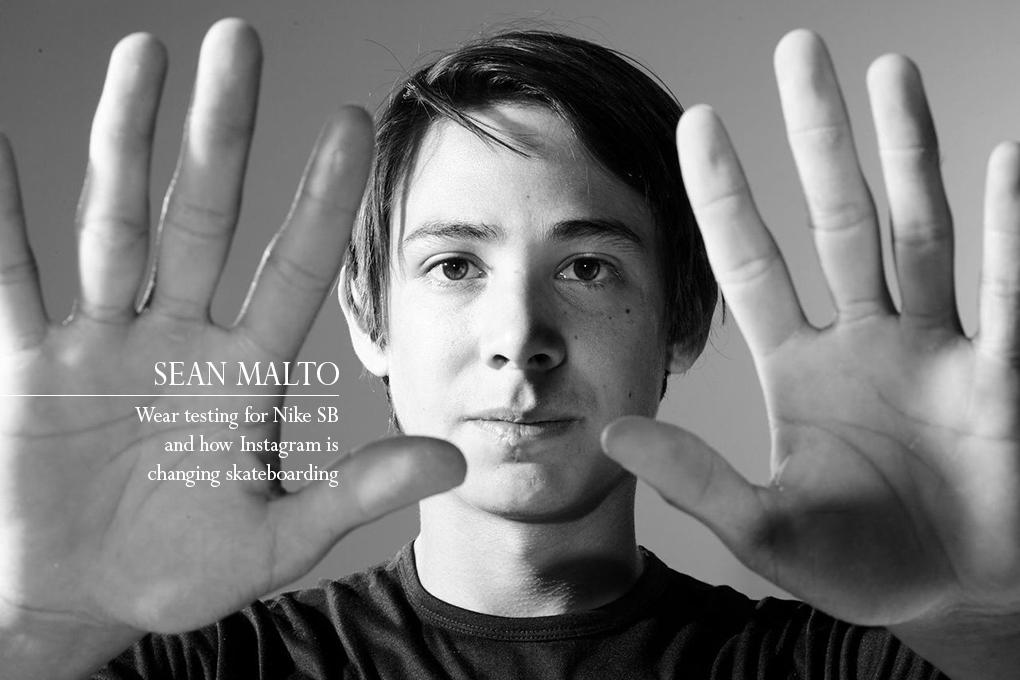 Sean Malto Nike SB Free interview The Daily Street 01