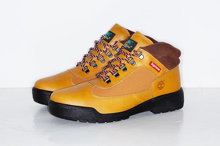 Supreme Timberland Field Boot 2014 04