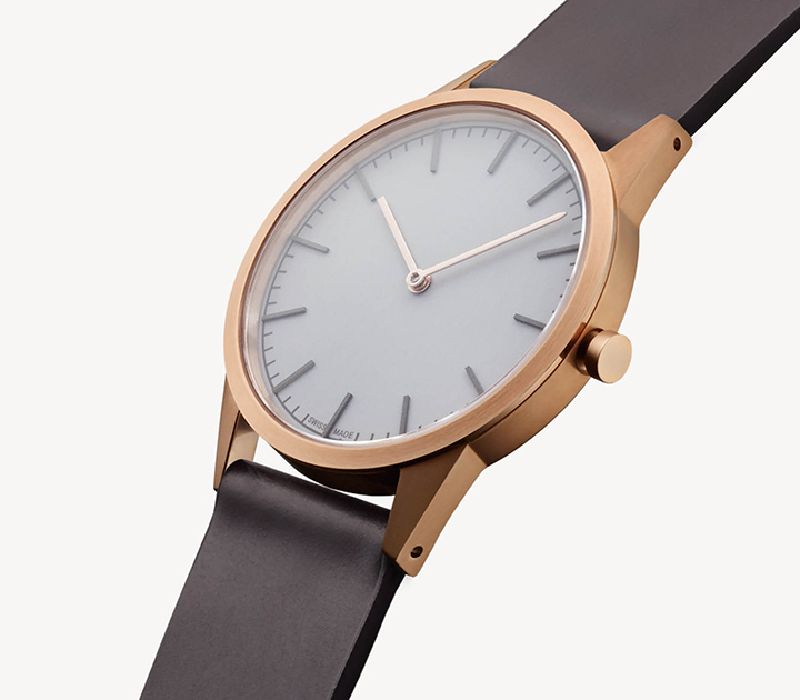 Uniform Wares Rose Gold collection 03