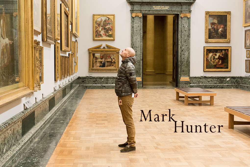 Interview Mark Hunter technology design advertising HTC One M9 campaign The Daily Street 01