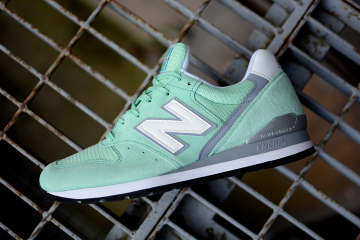 brand new 9222c f5d04 New Balance Made in USA M996CPS (Mint Green/3M)