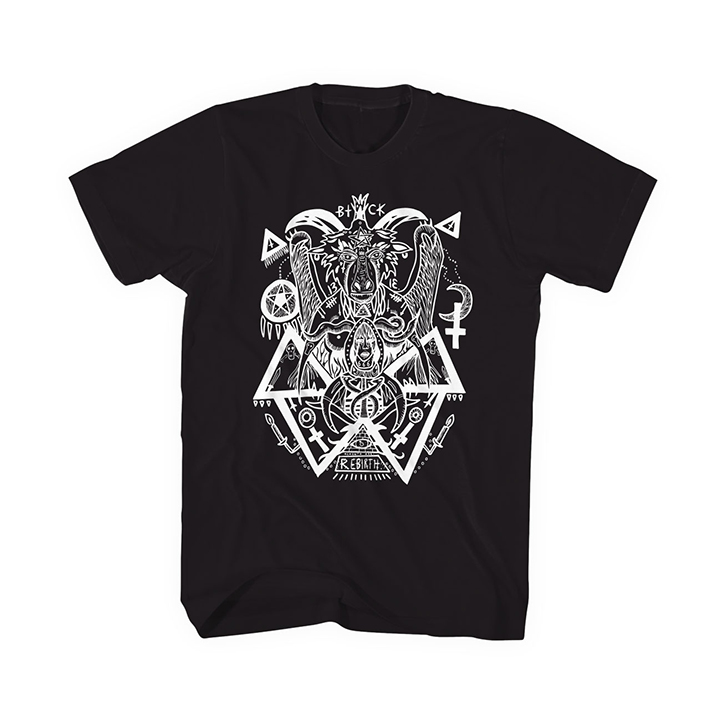 Rebel Yuth Black Scale Devils Rebirth tee 03