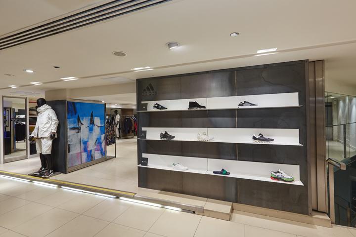 adidas Harvey Nichols store 01