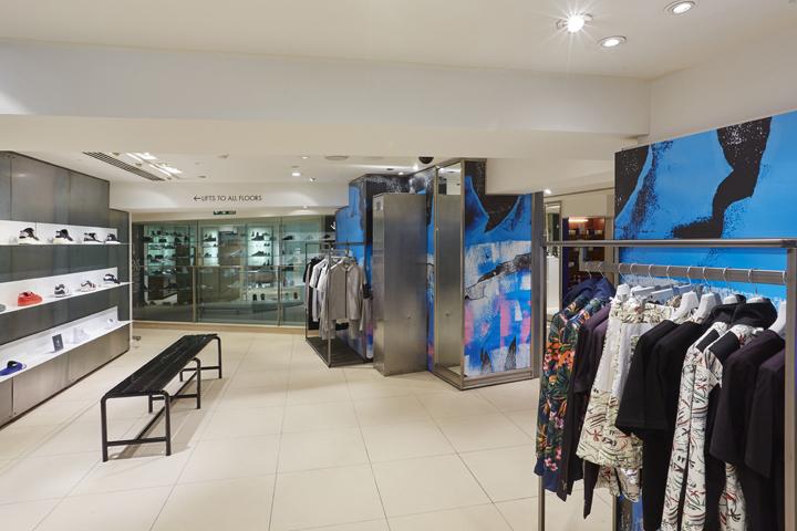 adidas Harvey Nichols store 04