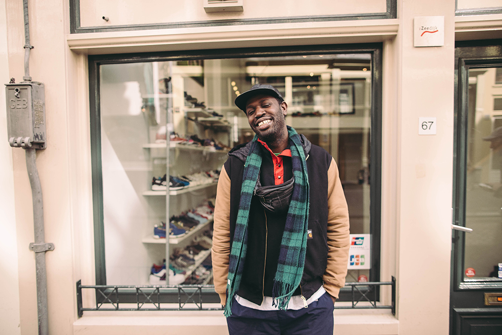 Interview Gee Patta building brand importance being real The Daily Street Emmanuel Cole 06