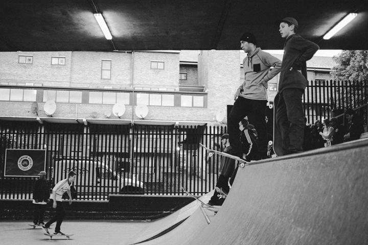 Primitive skateboards London demo BaySixyty6 The Daily Street 08