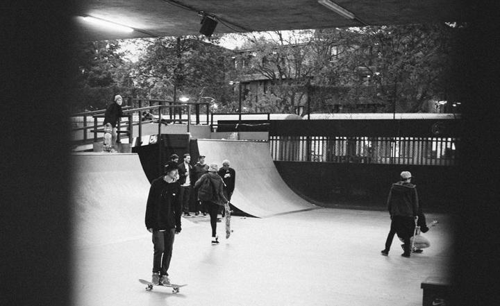 Primitive skateboards London demo BaySixyty6 The Daily Street 34