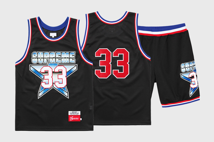 Supreme All-Star basketball kit 01